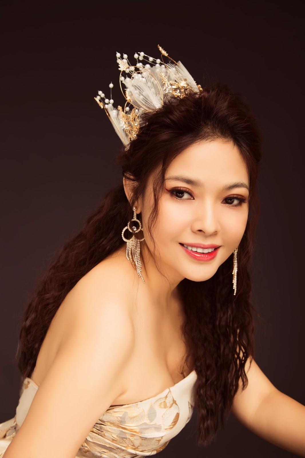 Diễn viên Kim Thanh Thảo khoe thần thái rạng ngời trong bộ ảnh mới - Hình 3