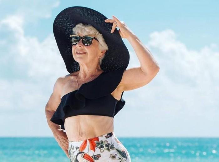 Ở tuổi U70, cụ bà sở hữu cơ bắp cuồn cuộn nhờ điều này - Hình 7