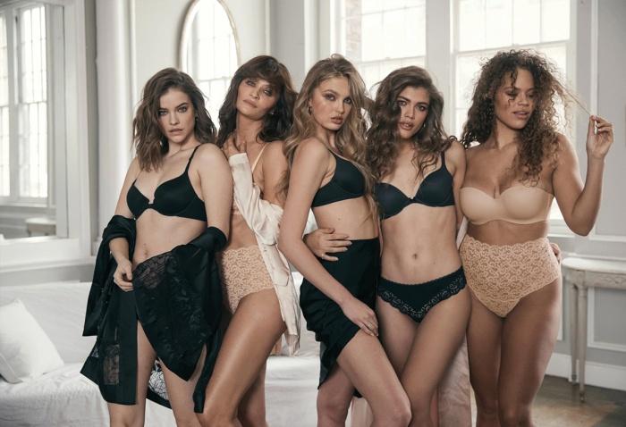 Bóc trần vóc dáng thật sự của dàn thiên thần nội y Victorias Secret - Hình 8