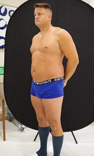 Ông bố chi 19.000 USD hút mỡ bụng để có thân hình 6 múi - Hình 2