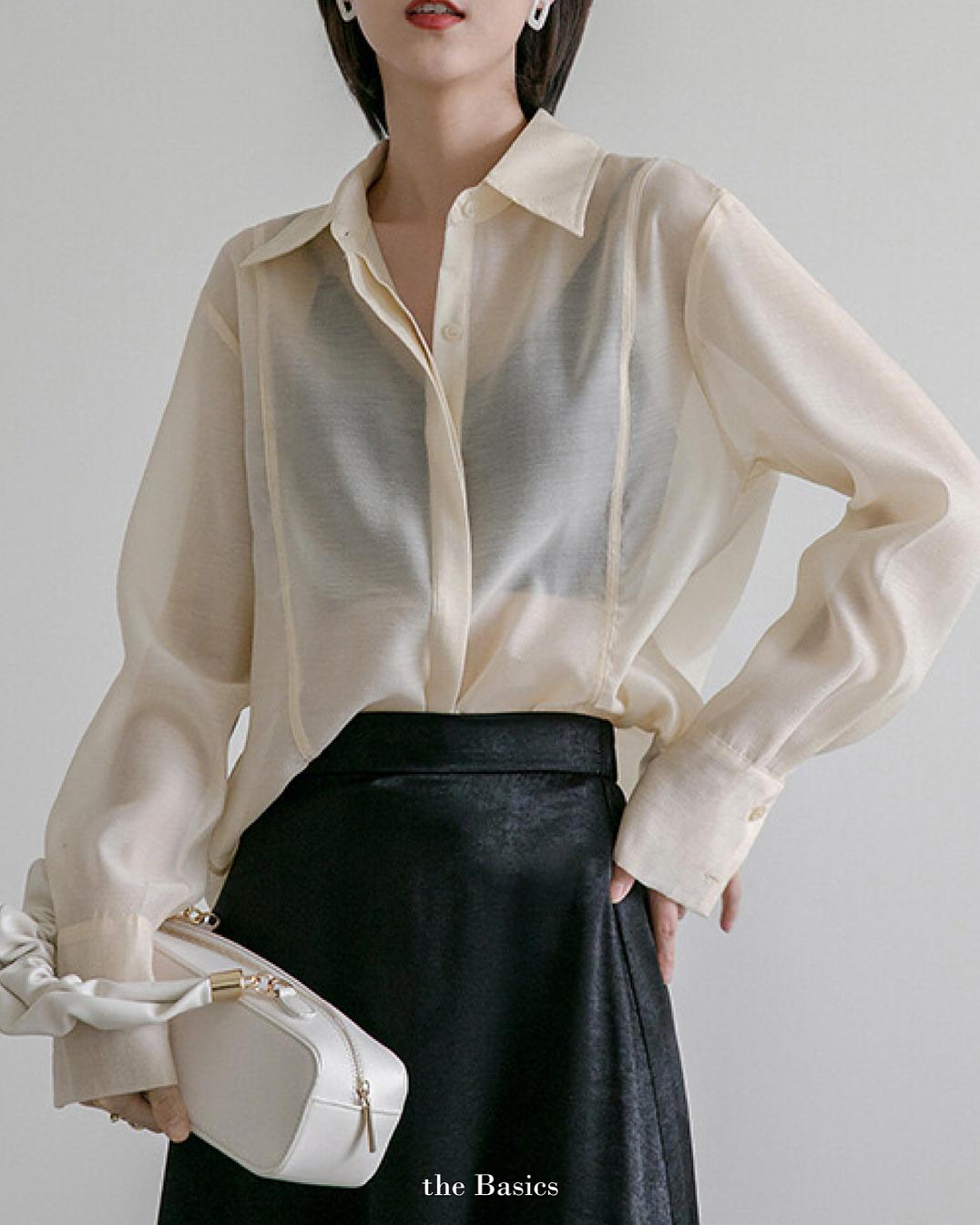 12 thiết kế sơ mi chuẩn đẹp đúng style Hàn Quốc, ưng nhất là giá chưa đến 600k - Hình 7