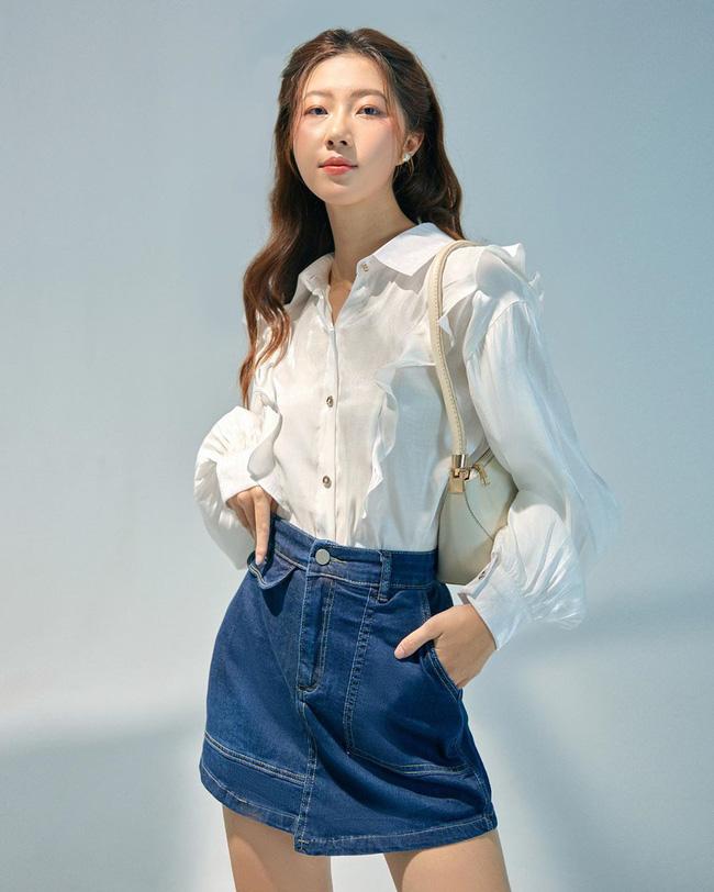 12 thiết kế sơ mi chuẩn đẹp đúng style Hàn Quốc, ưng nhất là giá chưa đến 600k - Hình 11