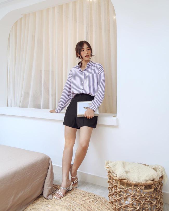 12 thiết kế sơ mi chuẩn đẹp đúng style Hàn Quốc, ưng nhất là giá chưa đến 600k - Hình 10