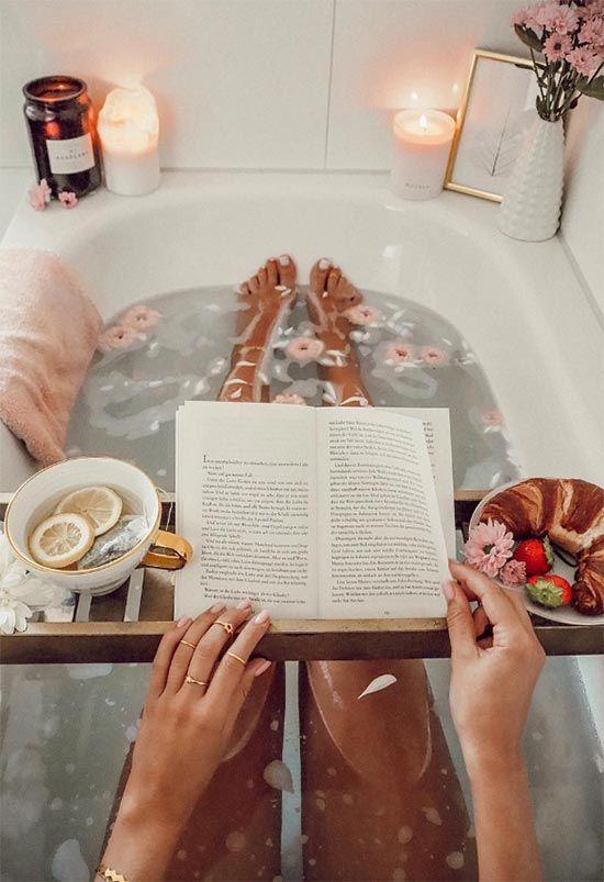 4 cách tắm để bạn trẻ đẹp từ bên trong - Hình 1