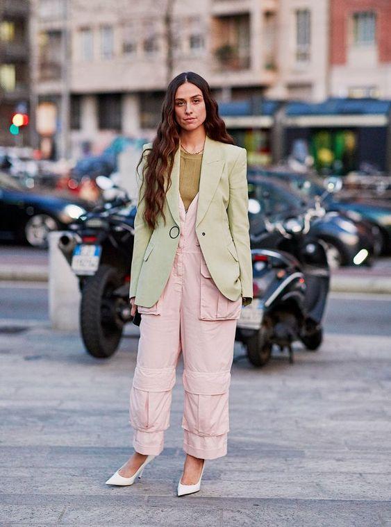 Bỏ túi 5 cặp đôi màu sắc hoàn hảo cho mùa thu - Hình 15