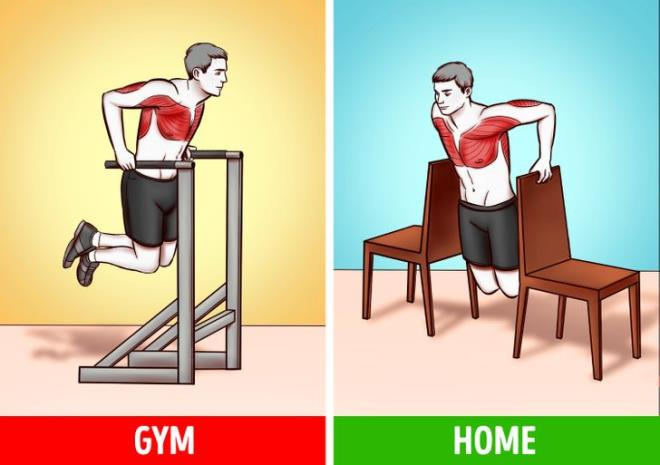 Ngại đến phòng gym mùa COVID, có 6 bài tập với đồ vật trong nhà giúp bạn đốt mỡ - Hình 6