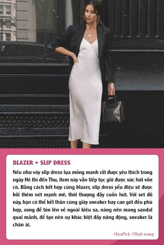 Đừng để đến Thu rồi mà style vẫn nhạt, nàng nắm ngay 7 công thức mặc đẹp với blazer là đủ - Hình 4