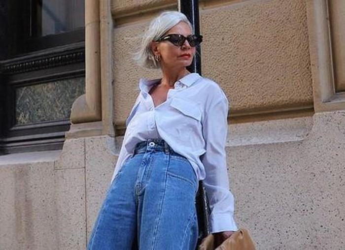 Bí quyết ngừa lão hóa của nữ người mẫu thời trang 56 tuổi - Hình 9