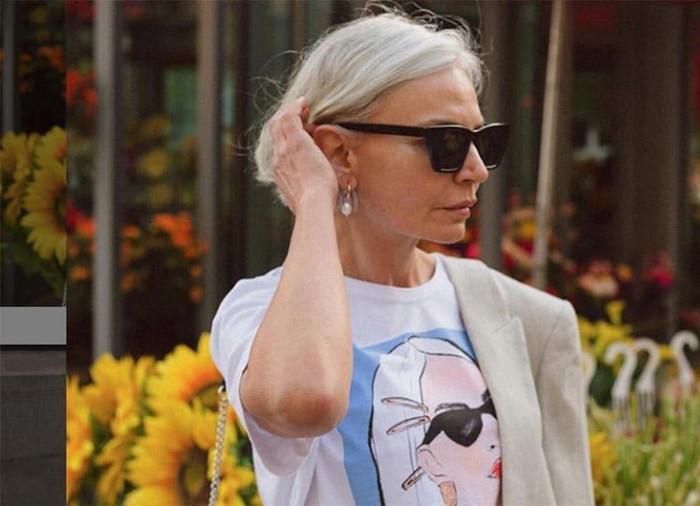 Bí quyết ngừa lão hóa của nữ người mẫu thời trang 56 tuổi - Hình 1