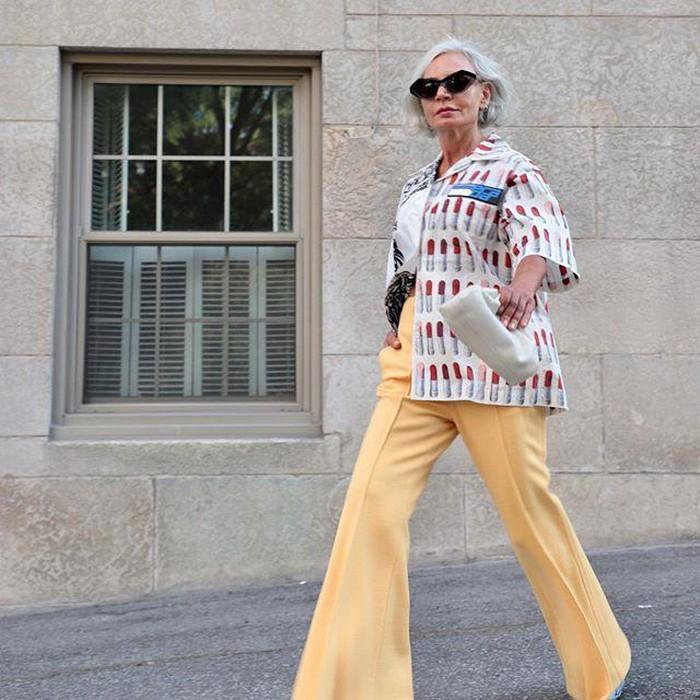 Bí quyết ngừa lão hóa của nữ người mẫu thời trang 56 tuổi - Hình 3