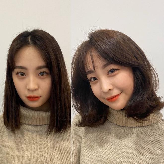 Dao kéo làm gì khi các nàng đã có 5 kiểu tóc đẹp vi diệu giải cứu mặt tròn - Hình 13