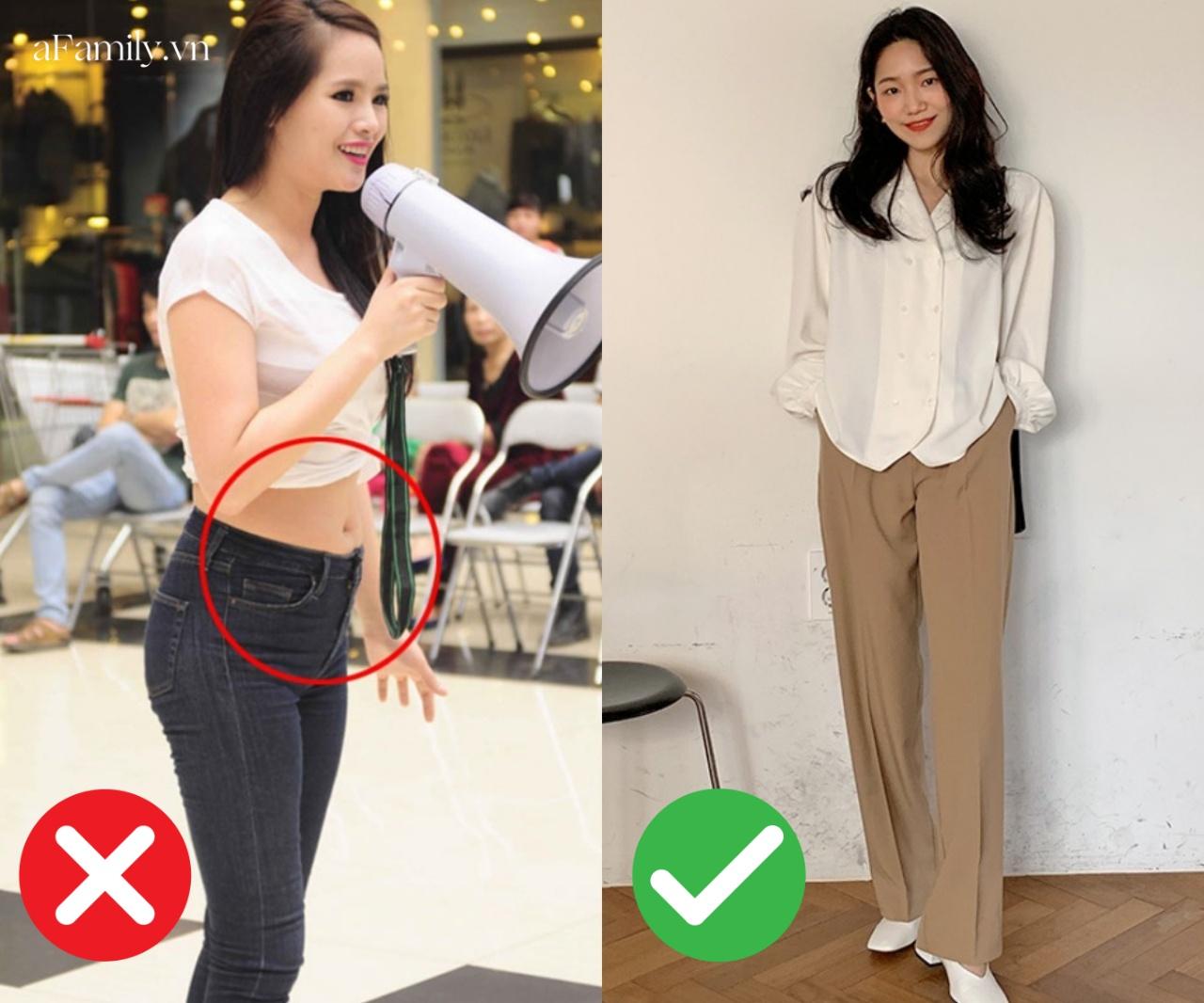 Nàng béo bụng cần tránh xa 5 item sau nếu không muốn style suốt ngày kém đẹp vì lộ nhược điểm - Hình 3