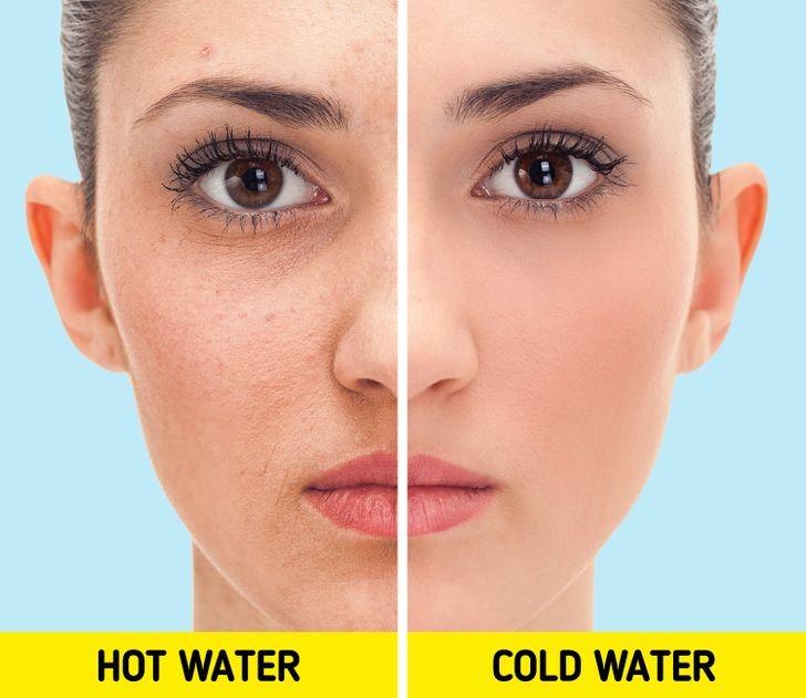 5 lợi ích làn da nhận được khi tắm bằng nước mát - Hình 1