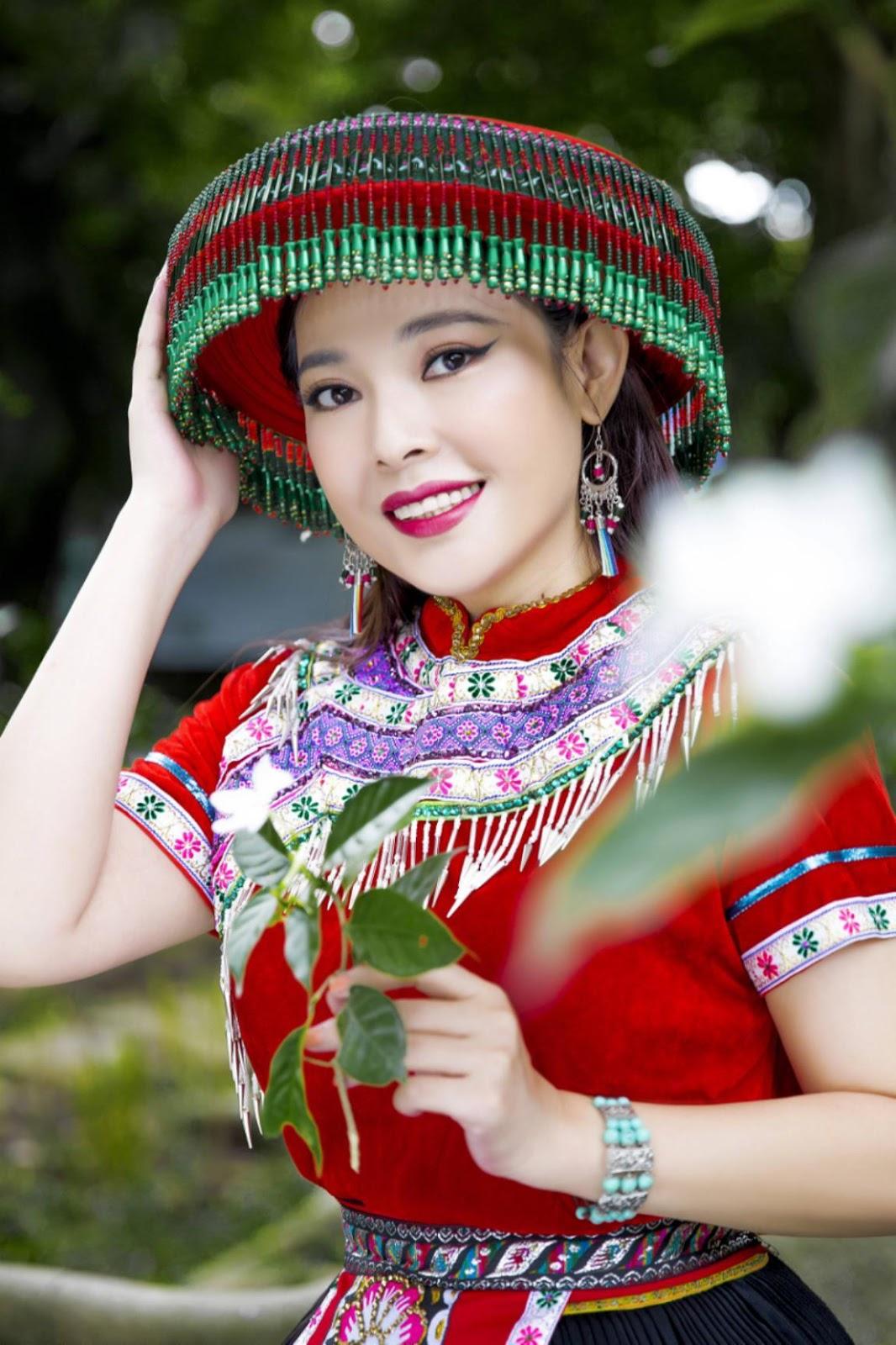 Kim Thanh Thảo đẹp thanh thoát khi hoá thân vào cô gái núi rừng Tây Bắc - Hình 5