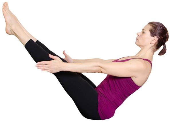 Dù có cứng đầu đến đâu mỡ bụng cũng biến mất với những bài tập yoga tại nhà - Hình 5