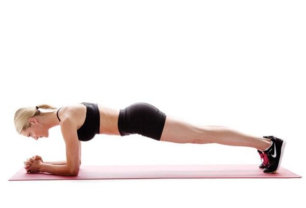 Dù có cứng đầu đến đâu mỡ bụng cũng biến mất với những bài tập yoga tại nhà - Hình 6