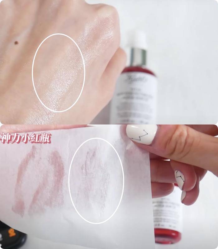 Beauty blogger xứ Đài trực tiếp check khả năng trị nám, trẻ hóa da của serum mới nhất nhà Kiehls: Sau 7 ngày vết thâm to mờ dần, vết nhỏ lặn mất tăm - Hình 5