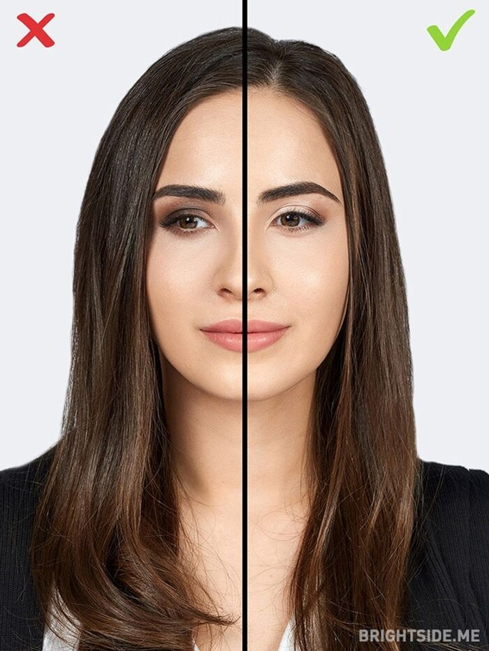 Những sai lầm make up vô tình nhưng khiến chúng ta già đi 10 tuổi - Hình 4