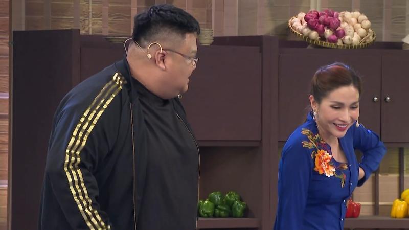 Thay Bảo Thy hát hit Sorry cùng Vương Khang, Khả Như bị chê te tua - Hình 3