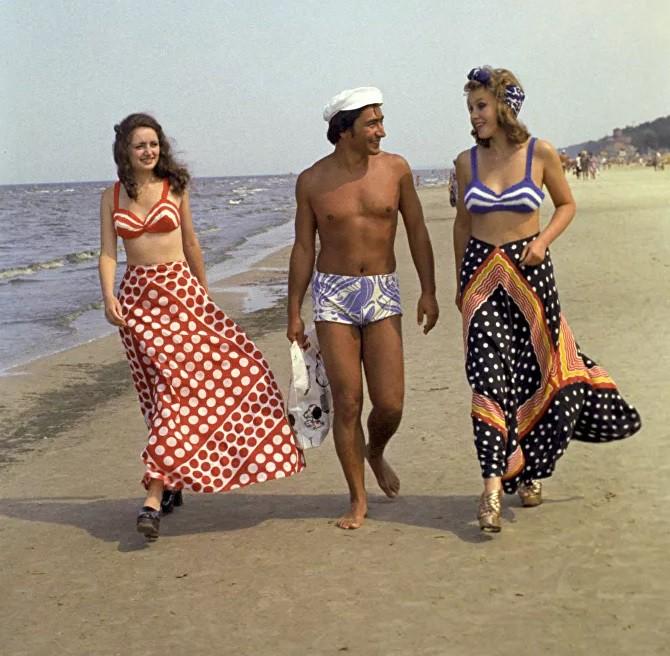 Ảnh: Phụ nữ Liên Xô từ rất sớm đã không lạ lẫm gì với bikini - Hình 7