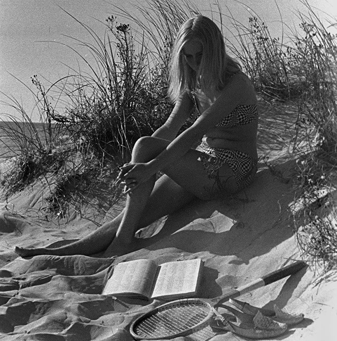 Ảnh: Phụ nữ Liên Xô từ rất sớm đã không lạ lẫm gì với bikini - Hình 12