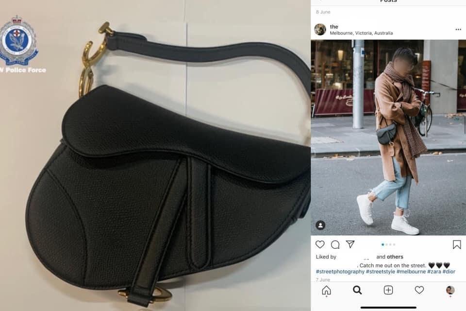 HOT NHẤT NGÀY: Nam du học sinh Việt tại Úc bị bắt vì ăn cắp túi hàng hiệu, còn chụp ảnh sống ảo như thật - Hình 5