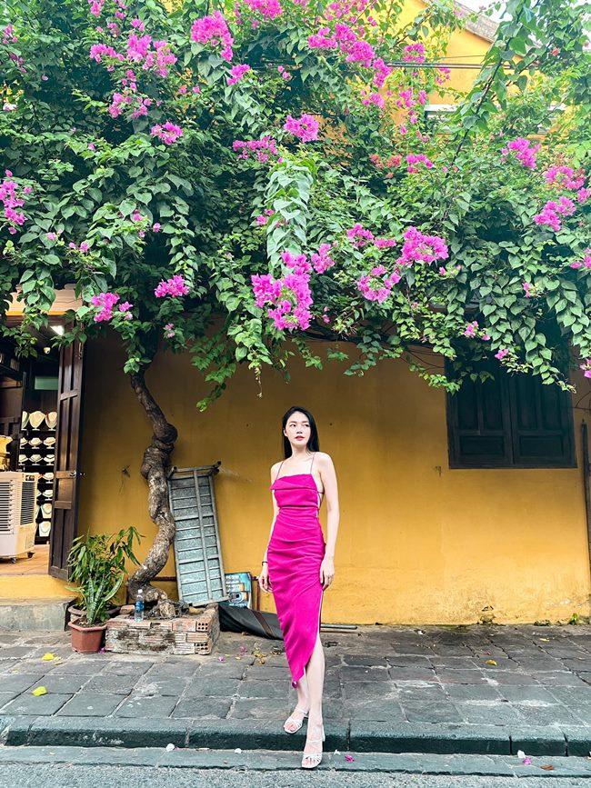 3 bông hồng tiếp viên hàng không Việt bị quay lén chẳng dìm được dung mạo như hoa - Hình 4