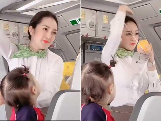 3 bông hồng tiếp viên hàng không Việt bị quay lén chẳng dìm được dung mạo như hoa - Hình 8
