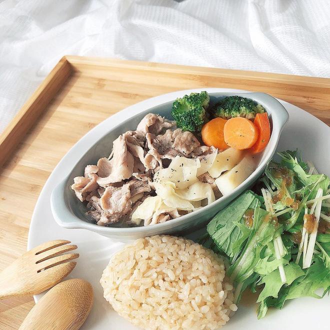 Mẹ bỉm sữa người Nhật hé lộ bí quyết giảm 26kg sau sinh - Hình 8