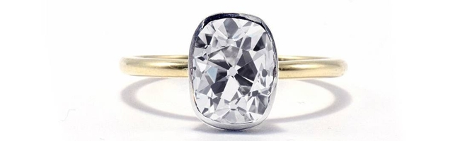 Kim cương đen: Chiếc nhẫn cầu hôn với biểu tượng của sự hòa hợp - Hình 2