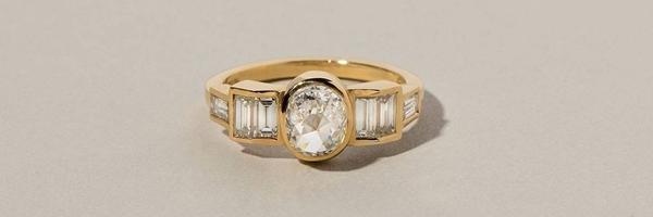 Kim cương đen: Chiếc nhẫn cầu hôn với biểu tượng của sự hòa hợp - Hình 6