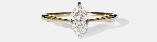 Kim cương đen: Chiếc nhẫn cầu hôn với biểu tượng của sự hòa hợp - Hình 11