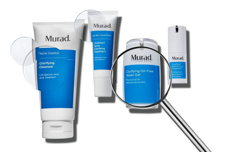 Giảm bóng nhờn ngay lập tức nhờ gel dưỡng ẩm của Murad - Hình 2