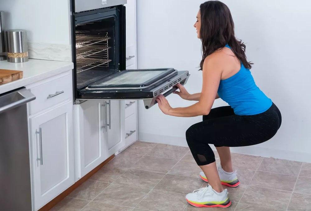 Làm bếp cũng có thể giảm cân như đến phòng tập - Hình 2