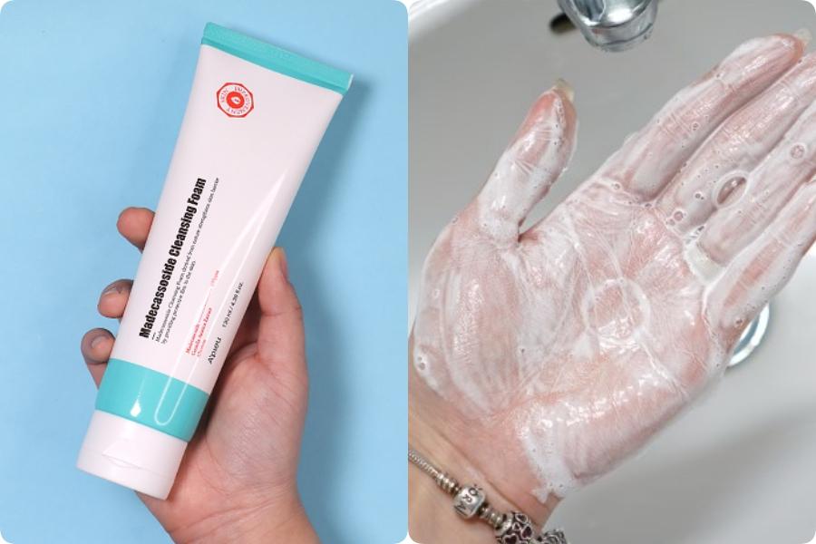 4 dòng sữa rửa mặt Nhật - Hàn giá từ 150k được ví là đỉnh cao dưỡng ẩm, mê nhất là da mềm mượt láng mịn ngay sau khi làm sạch - Hình 8