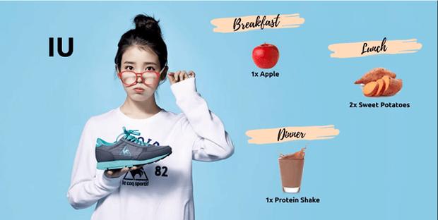 Học chế độ ăn kiêng của IU, hot blogger xứ Hàn giảm gần 3kg chỉ sau 3 ngày - Hình 6