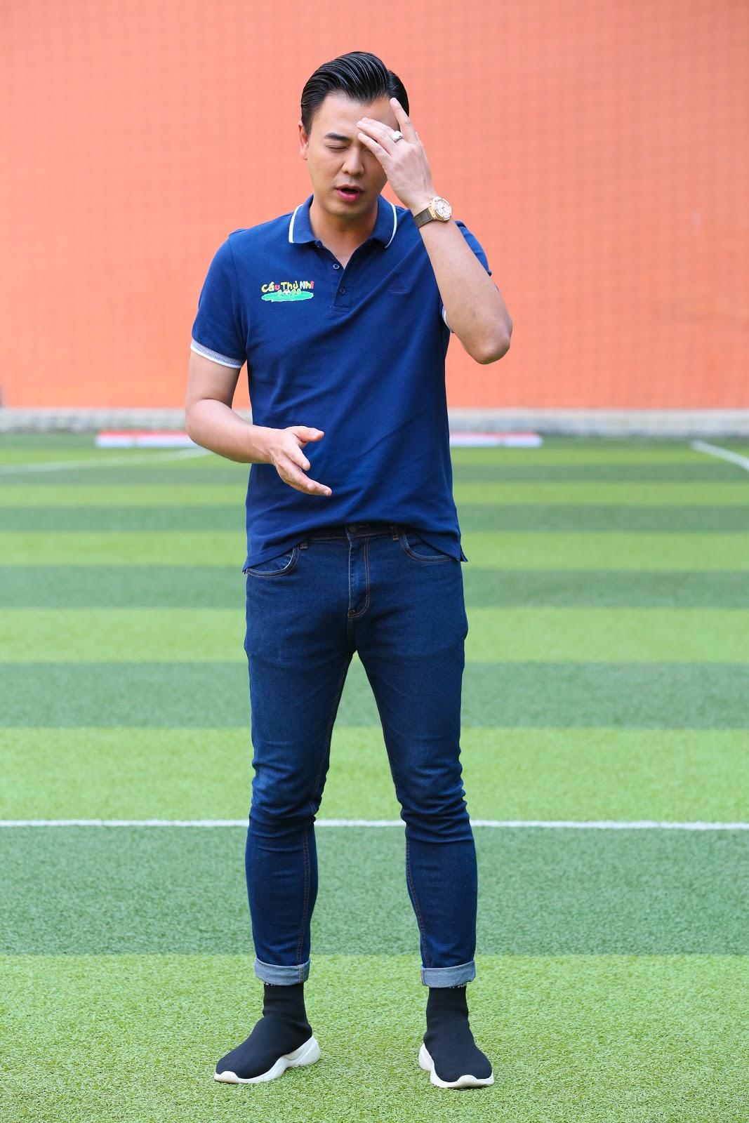 MC Tuấn Tú tiếc nuối vì không thể trở thành cầu thủ chuyên nghiệp - Hình 5