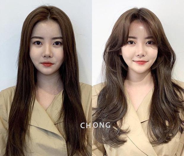 Mạnh dạn thay đổi 1 điểm trên mái tóc, 10 cô nàng này phải thầm cảm ơn anh thợ làm tóc vì cú lên đời nhan sắc - Hình 2