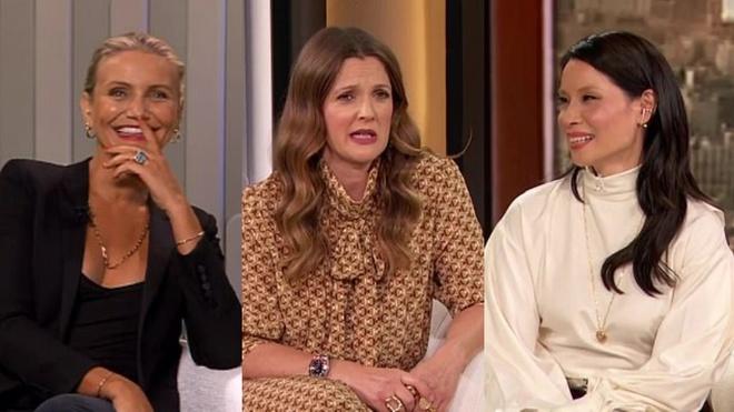 Ba đả nữ Những thiên thần của Charlie ngày ấy và bây giờ - Hình 1