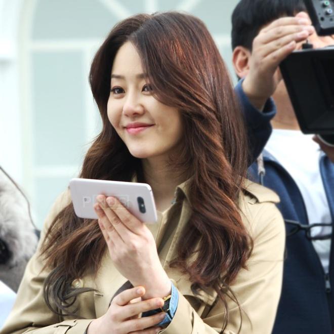 Vẻ ngoài hiện tại của Á hậu Go Hyun Jung - Hình 4