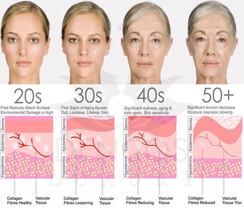 U30 rồi chớ nghe quảng cáo: Collagen trong mặt nạ giấy khó có thể hấp thụ qua da - Hình 2