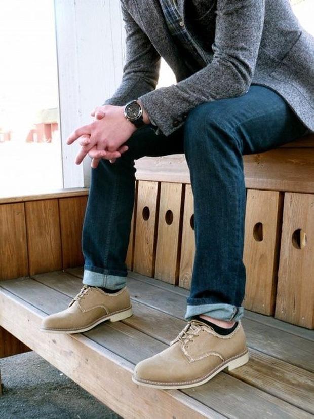 Công thức chuẩn để ăn mặc như trai ngoan sành điệu: Chẳng cần trói ai bằng cà vạt nhưng thừa sức khiến phái đẹp rung rinh - Hình 4