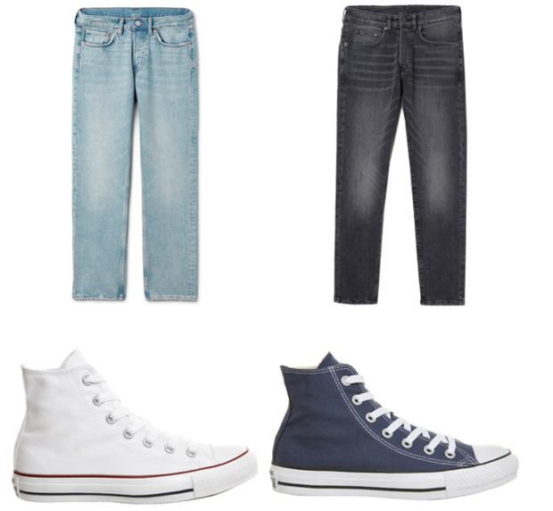 Loạt tips ngon nghẻ giúp các giai phối jeans với giày đảm bảo sành điệu, không lo lạc quẻ - Hình 3