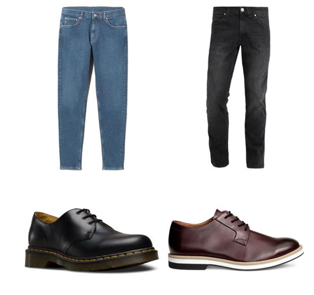 Loạt tips ngon nghẻ giúp các giai phối jeans với giày đảm bảo sành điệu, không lo lạc quẻ - Hình 11