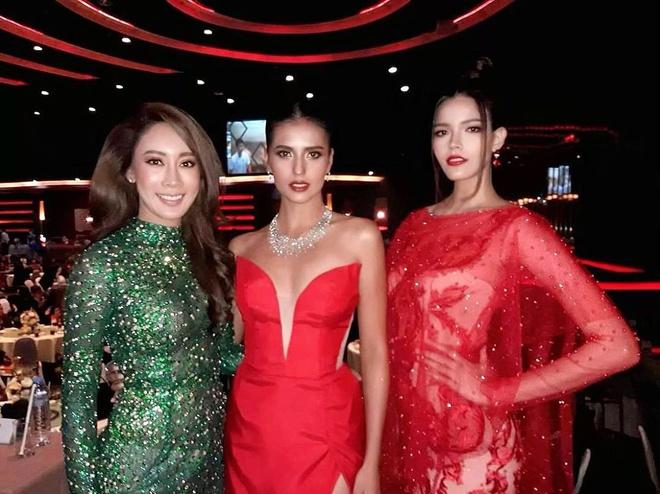 Nữ DJ Thái Lan hai lần thi Hoa hậu Trái Đất - Hình 12