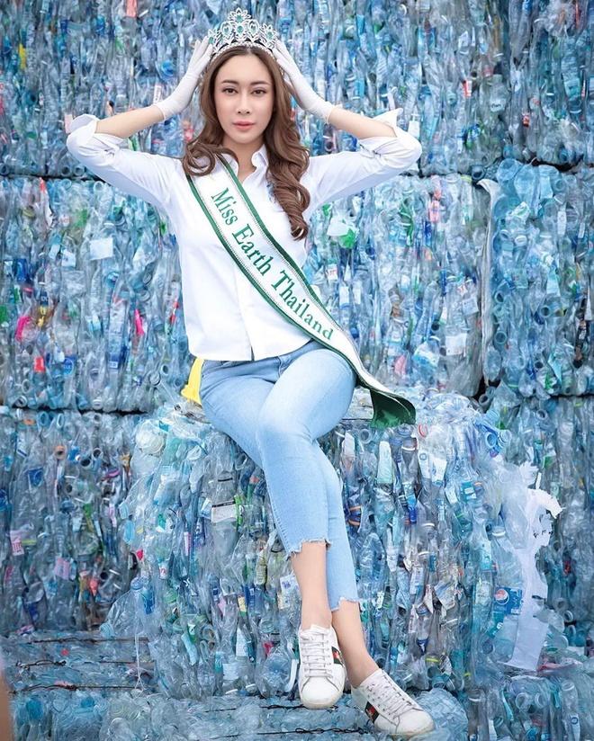 Nữ DJ Thái Lan hai lần thi Hoa hậu Trái Đất - Hình 2