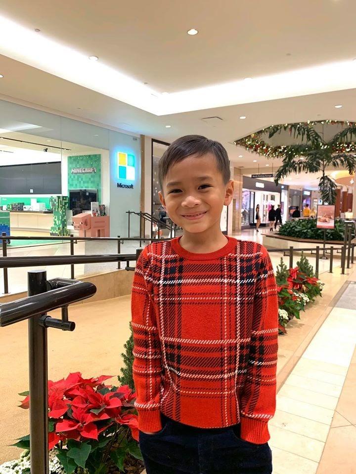 Thanh Thảo lo lắng vì con trai Ngô Kiến Huy mãi không lớn: 10 tuổi vẫn thấp bé, nhẹ cân hơn các bạn - Hình 10