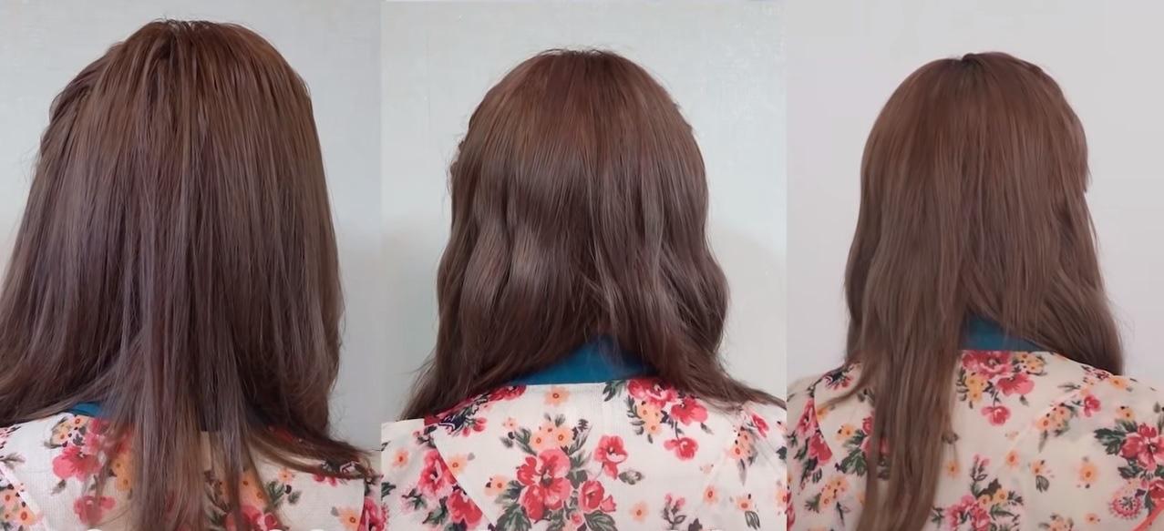 Cô nàng thử làm kiểu tóc nổi tiếng của IU ở 3 salon từ bình dân tới cao cấp: Tưởng như nhau nhưng soi kỹ mới thấy tiền nào của nấy - Hình 11
