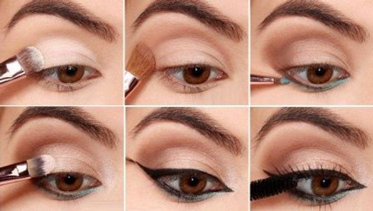 Cách vẽ eyeliner thần thánh cho đôi mắt cuốn hút - Hình 9