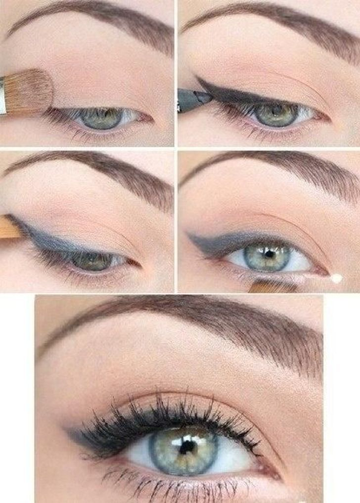 Cách vẽ eyeliner thần thánh cho đôi mắt cuốn hút - Hình 7